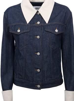 MM6 MAISON MARGIELA Contrast Trim Jacket