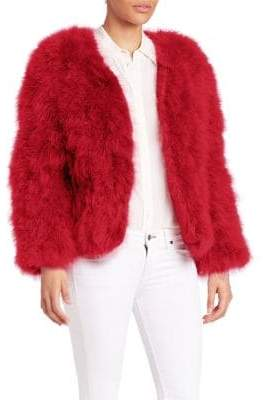 Pello Bello Jack Fluffy Feather Fever Jacket