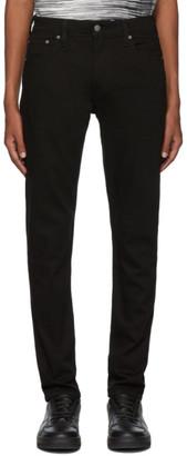 Levi's Levis Black 512 Slim Taper-Fit Jeans