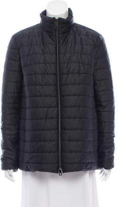 Fay Lightweight Puffer Coat w/ Tags