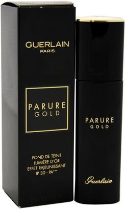 Guerlain 1Oz 12 Rose Clair/ Light Rosy Parure Gold Radiance Foundation Spf30