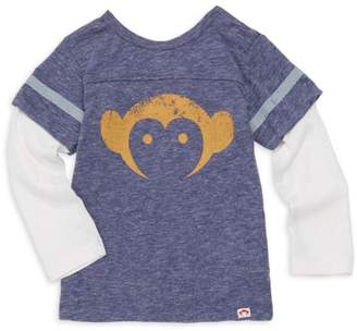 Appaman Baby Boy's Cotton Football Tee