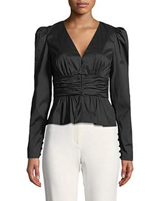 Tracy Reese Women's Cummerbund Jacket