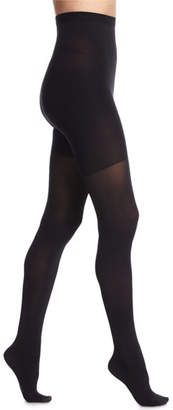 Spanx High-Waisted Luxe Tights, Very Black
