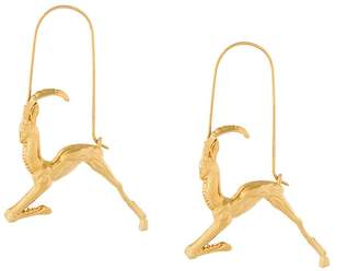 Givenchy Capricorn earrings