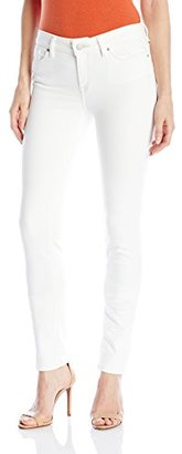 Calvin Klein Jeans Women's Ultimate Skinny Jean, White, 28x32 $69.50 thestylecure.com