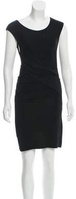 Alexander Wang Mesh Sleeveless Mini Dress