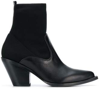 KENDALL + KYLIE Kendall+Kylie sock western boots