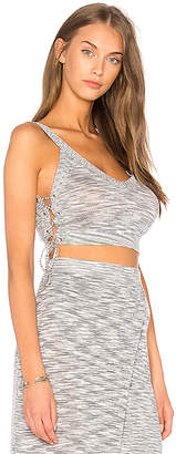 BCBGeneration Space Dye Crop Cami