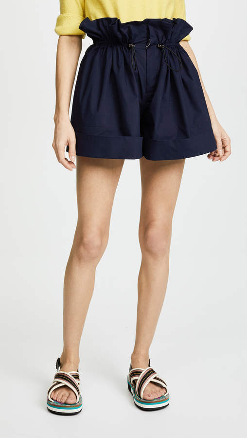 Nova Windbreaker Shorts