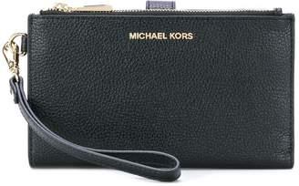 MICHAEL Michael Kors clasp clutch