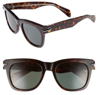 Rag & Bone 54mm Sunglasses