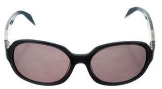 Lanvin Tinted Round Sunglasses