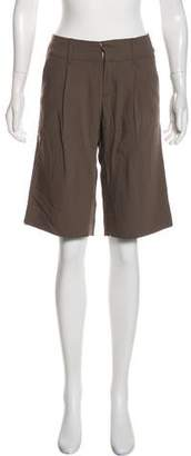 Marc by Marc Jacobs Mid-Rise Knee-Length Shorts w/ Tags
