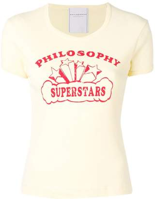 Philosophy di Lorenzo Serafini Superstars T-shirt