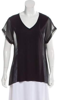 Rag & Bone Casual Short Sleeve Top