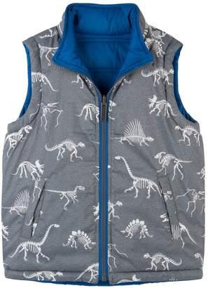 Hatley Reversible Puffer Vest