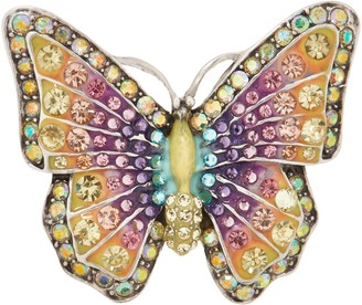 Kirks Folly Lighten Up Butterfly Pin