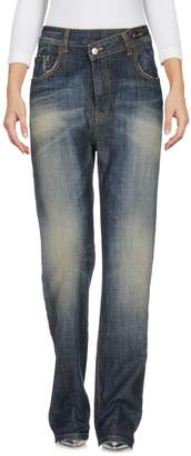 Manila Grace DENIM Denim pants - Item 42637353UC
