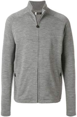 Ermenegildo Zegna sweat fleece jacket