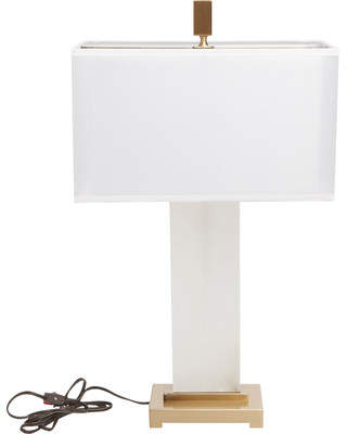 Uttermost Athanas Alabaster 29 Table Lamp