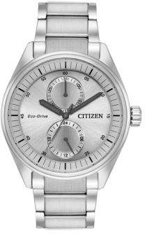 Citizen Paradex Eco-Drive Analog Stainless Steel Bracelet Watch