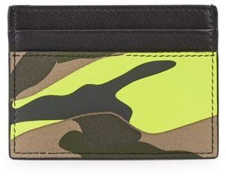 Camouflage Credit Card Case