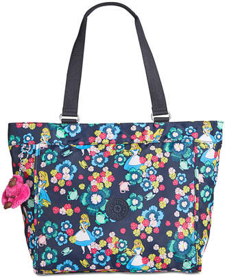 Kipling Disney's Alice in Wonderland New Shopper Extra-Large Tote