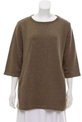 Dries Van Noten Oversize Knit Sweatshirt