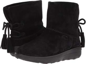 FitFlop Mukluk Shorty II Boots w/ Tassels Women's Boots