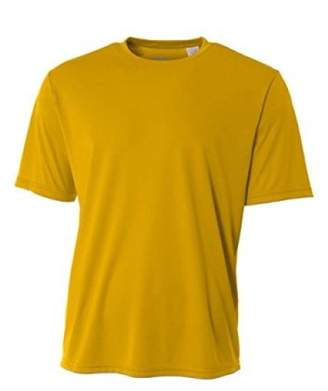 A4 Men's Short-Sleeve Cooling Performance Crew N3142