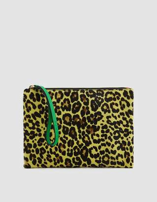 Marni Pochette Leopard Clutch Bag