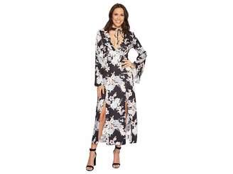 MinkPink Mystic Nights Midi Dress Women's Dress