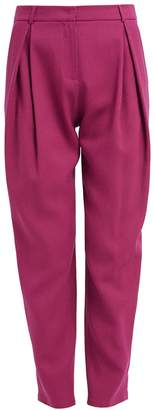 Wolf & Badger Pavel Pink High Waisted Peg Trousers