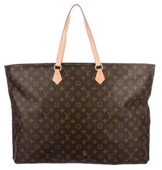 Louis Vuitton Monogram All In Tote GM