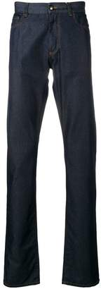Canali five pocket design jeans
