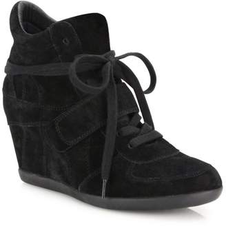 75214a8e62fa Wedge High Top Trainers For Women - ShopStyle UK