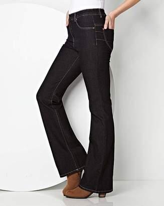 Magisculpt Flat Tum Jeans - Long
