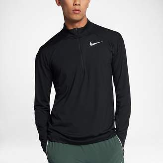 Nike Dri-FIT Element Men's Long Sleeve Half-Zip Running Top
