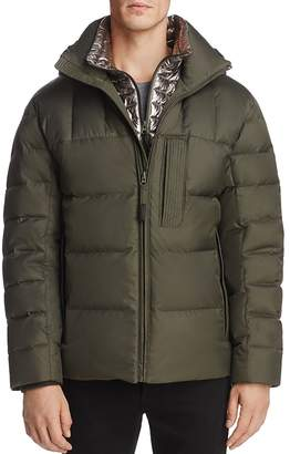 Andrew Marc Breuil Mid-Length Puffer Jacket