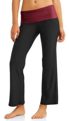 80003640993c4 No Boundaries Juniors' Flare Yoga Pants (Prints ...