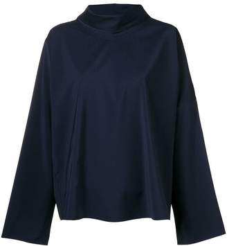 Sofie D'hoore roll neck boxy blouse