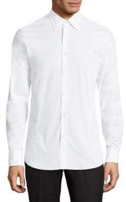 Ermenegildo Zegna Drop 8 Fit Sport Shirt