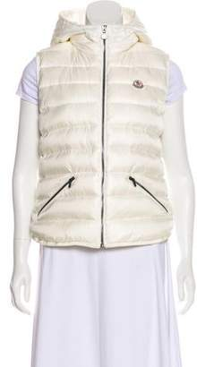 Moncler Quilted Down Vest