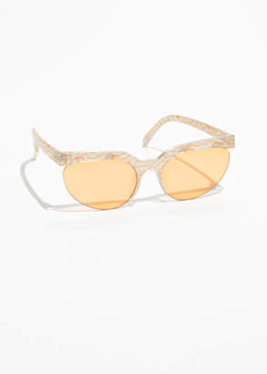 And other stories Cut Out Frame Sunglasses