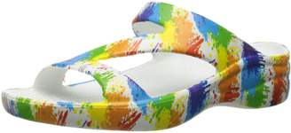 Dawgs Womens Arch Support Loudmouth Z Sandals (, 5)
