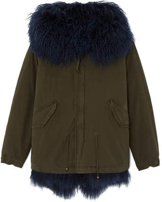 Mr & Mrs Italy Mongolia Fur Parka