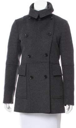 Belstaff Virgin Wool & Cashmere Coat