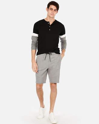 Express Soft Double Knit Tech Drawstring Shorts