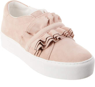 Kenneth Cole New York Ashlee Suede Sneaker
